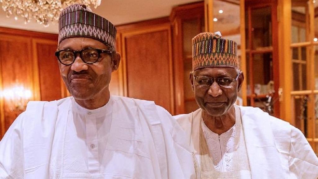 BREAKING News: Buhari's Chief of Staff Abba Kyari DIES  from Coronavirus