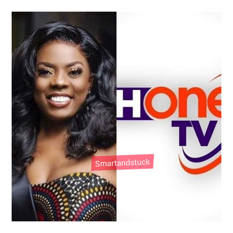Nana Aba Anamoah And GhOne Tv Apologies To Ghanaian After Showing Nudity On Live Tv
