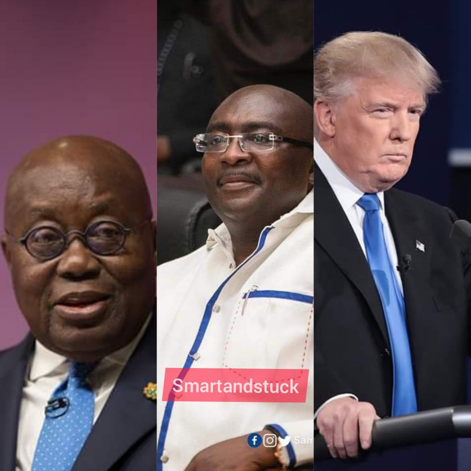 Akufo-Addo has done what Donald Trump, other Developed countries couldn't do