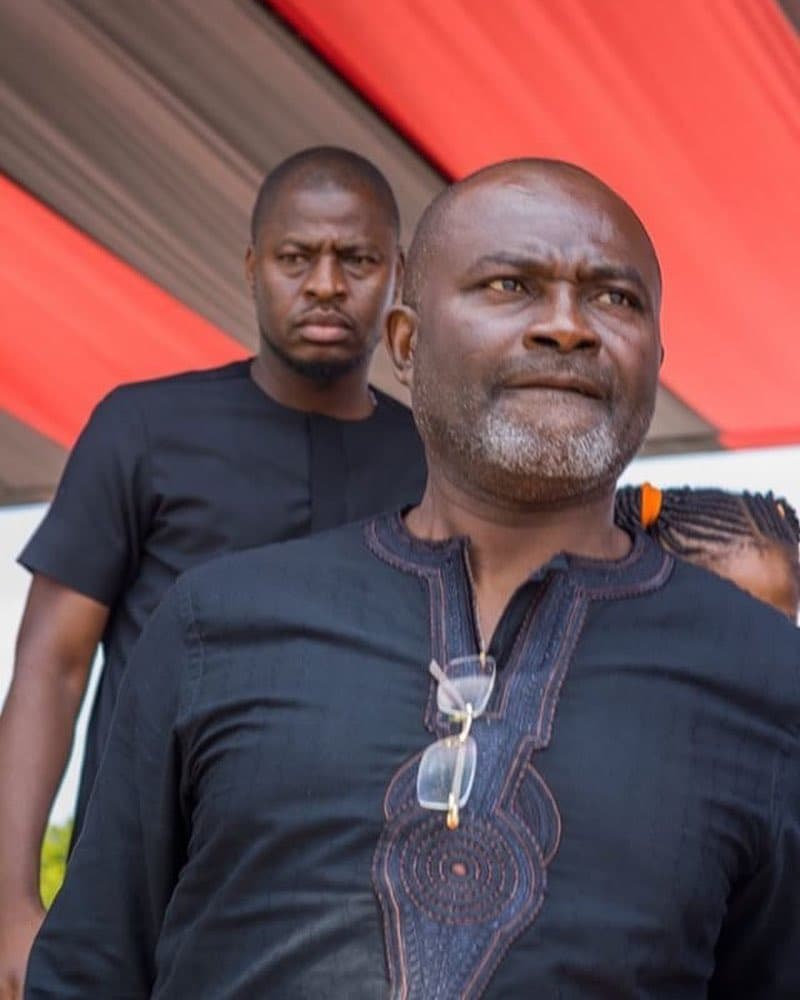Coronavirus: Value human life over political ambitions – Ken Agyapong tells Akufo-Addo's government