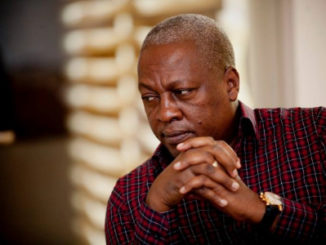The moment Mahama told Ghanaians he has a Dead Goat Syndrome