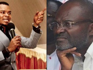 God is using me to expose fake Obinim and bring him down - Ken Agyapong