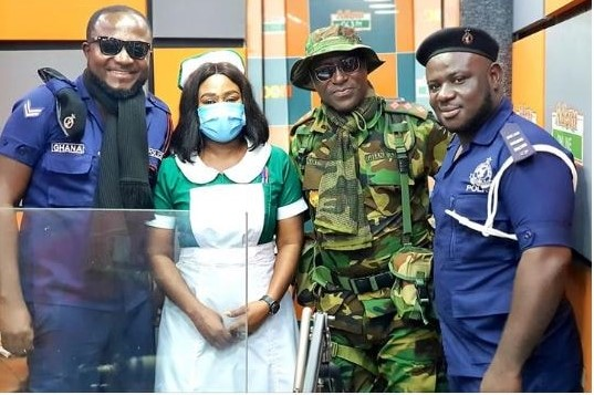 https://smartandstuck.cGhana Police cautions Captain Smart, Multimedia Group for breaching the law/