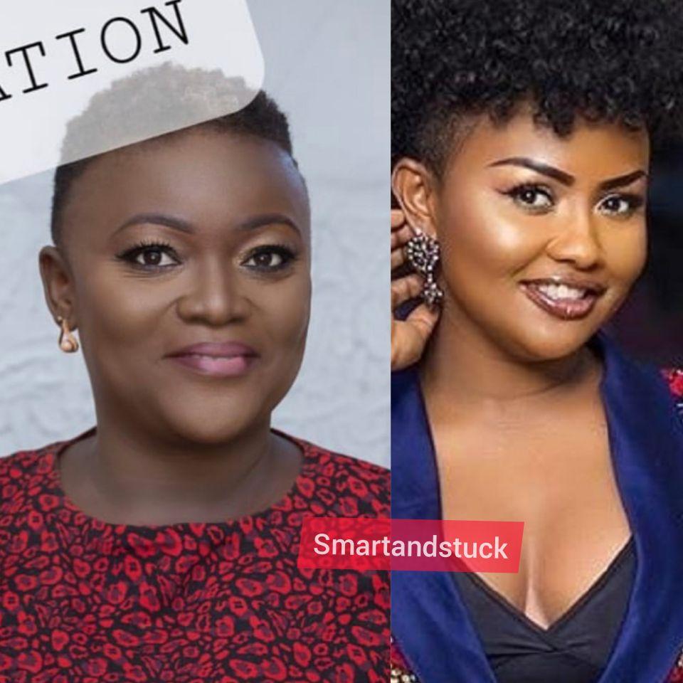 Nana Ama McBrown comments on the resignation of Nana Yaa Brefo from Adom TV
