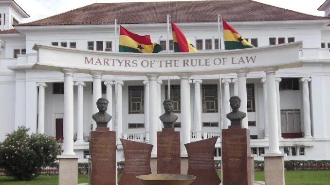 BREAKING NEWS: Supreme Court unanimously dismisses NDC suit against EC