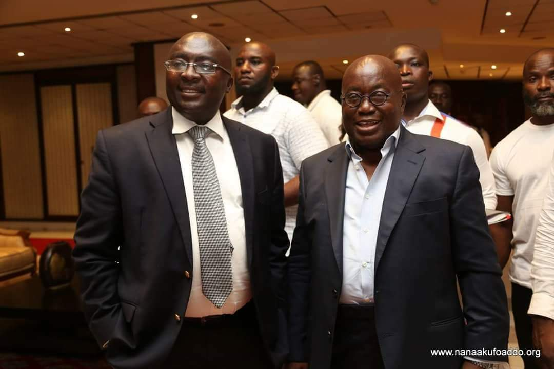 You've scored A1 in talking but F9 in developing the economy when given the chance to – Bawumia jabs Mahama