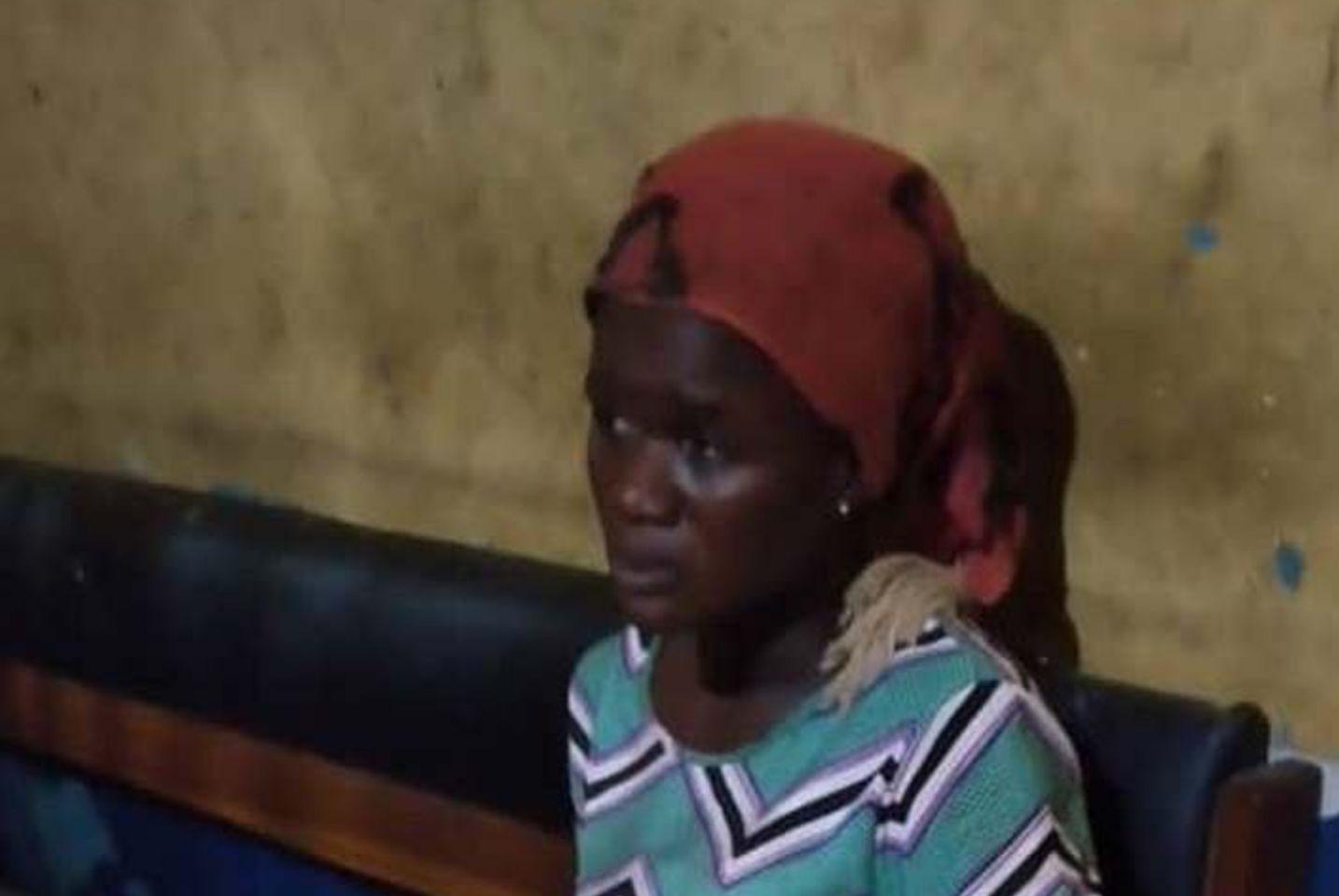 Murderer of 90-year-old, Akua Denteh is her Granddaughter