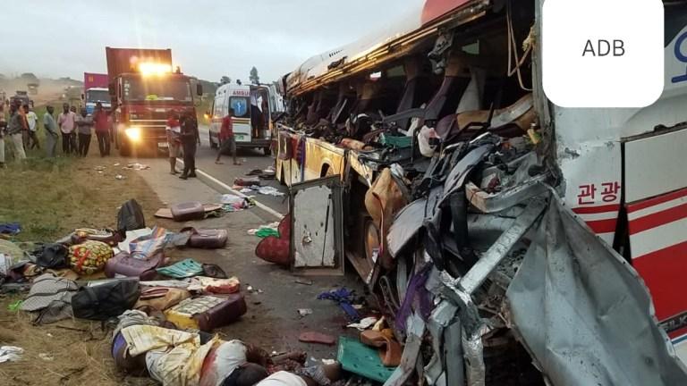Kumasi road accident