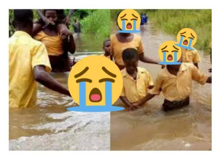BECE Candidates In Critical Condition After Boat Capsized On Their Way To Their First Paper