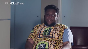 """The plenty hair on my wife's neck and waist attracted me to her"""" – Kumawood Actor Oteele Reveals   Video"""