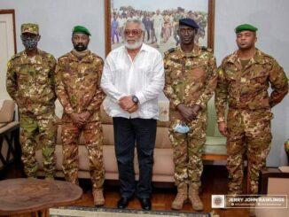 Malian Military leaders