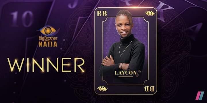 BBNaija: Laycon WINS Big Brother Naija Season 5