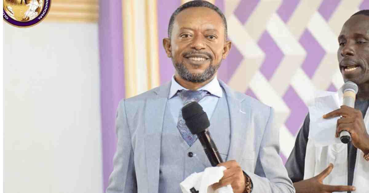 Rev. Owusu Bempah declares 2020 Presidential winner of the United States of America