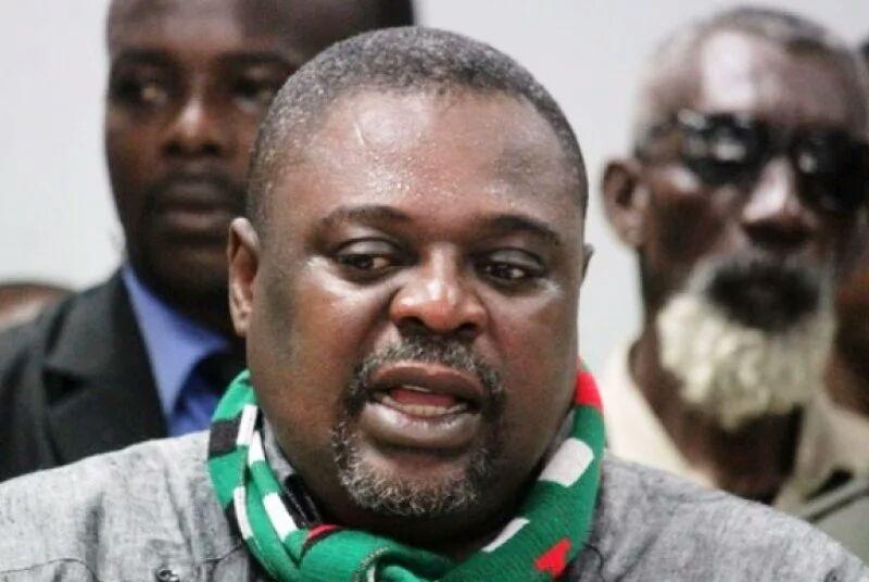 Just In: NDC suspends Koku Anyidoho