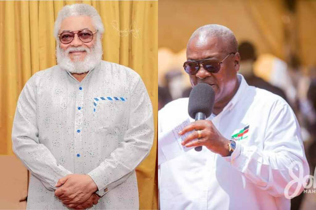 Rawlings' Death: Mahama issues statement