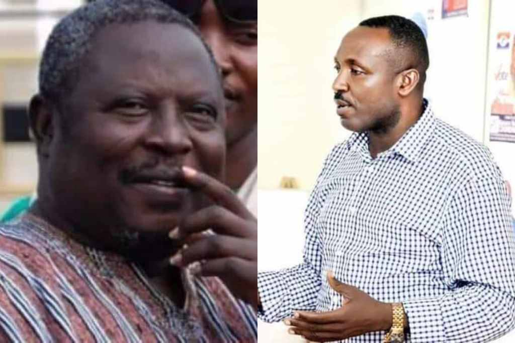 Martin Amidu only blowing 'Hot Air '- John Boadu