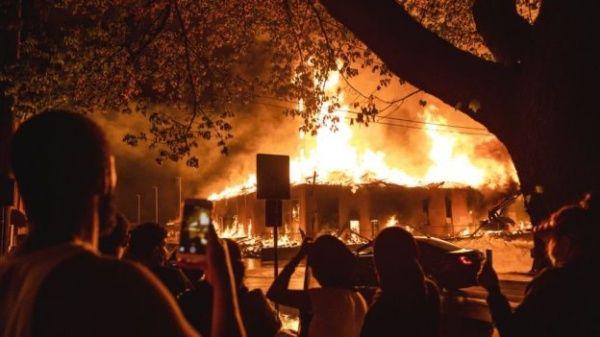 BREAKING: Fire guts Sakumono school complex