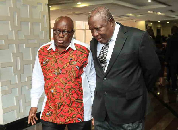 My only regret in life is following Akufo-Addo 'sheepishly' – Martin Amidu