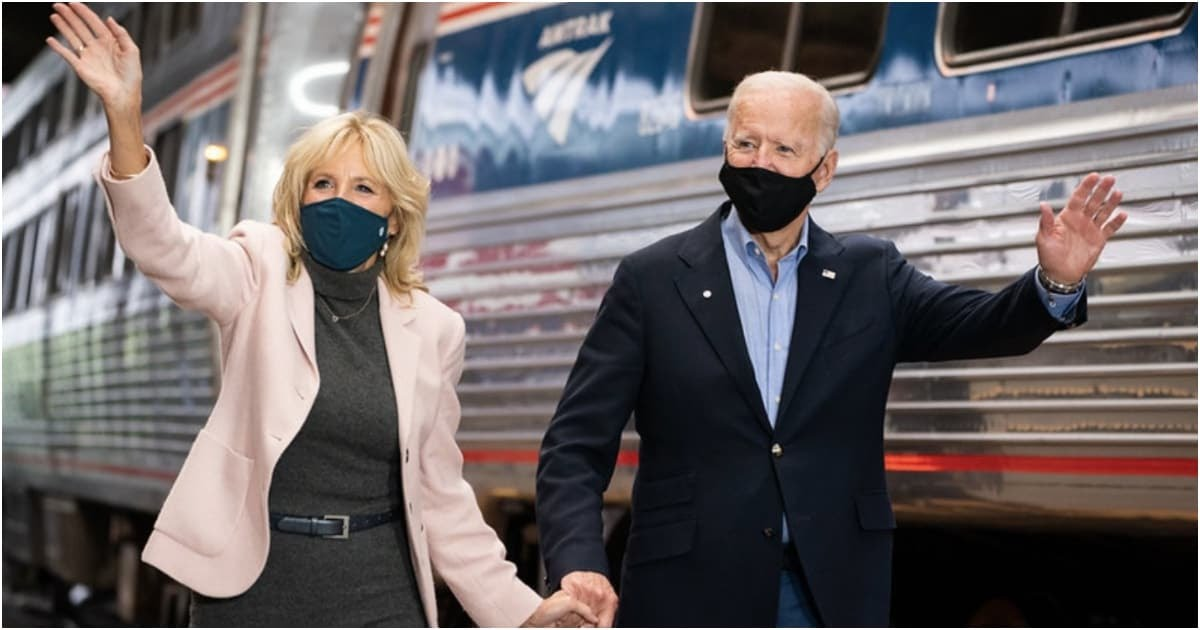 Joe Biden elected 46th President of United States of America
