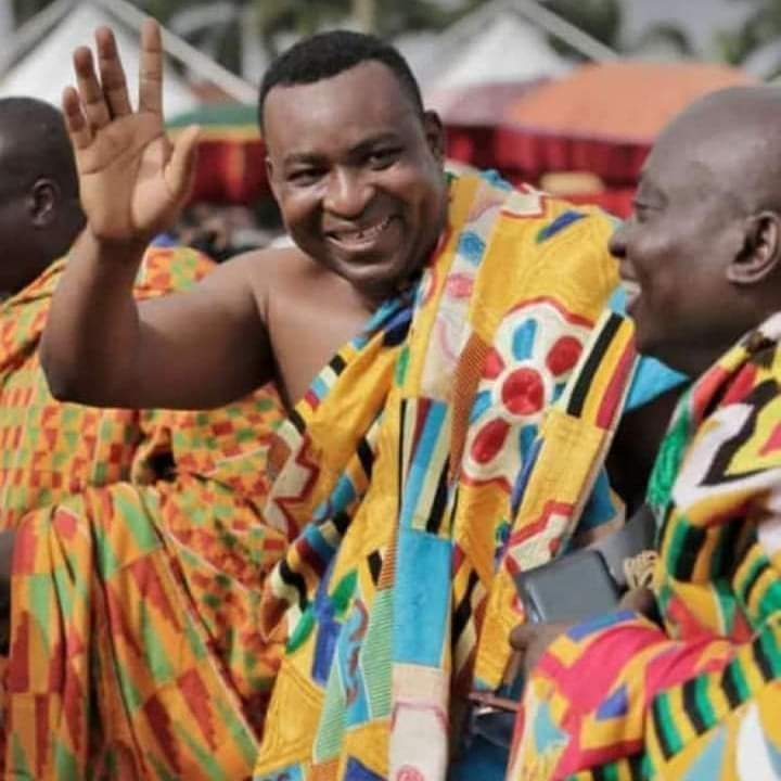 Locate houses of NDC members, attack them if any market burns – Wontumi orders NPP youth (WATCH VIDEO)