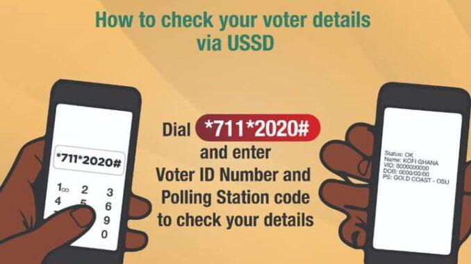 Voter Registration Exercise