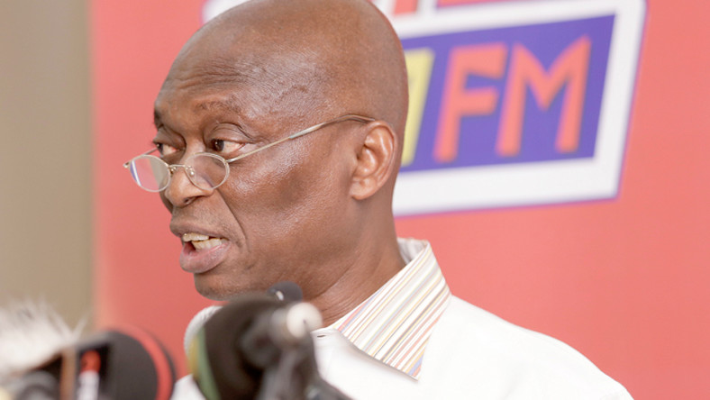 VIDEO: 'Demonstrate for the next 10-years, strip naked, run through the streets' – Baako tells NDC