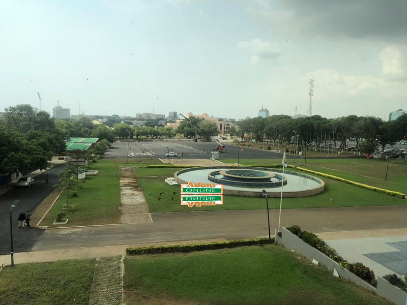 Checkout where Akufo-Addo's swearing in will take place [Photos]