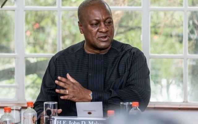 Mahama's message as Alban Bagbin GRABS Speakership position in 8th Parliament