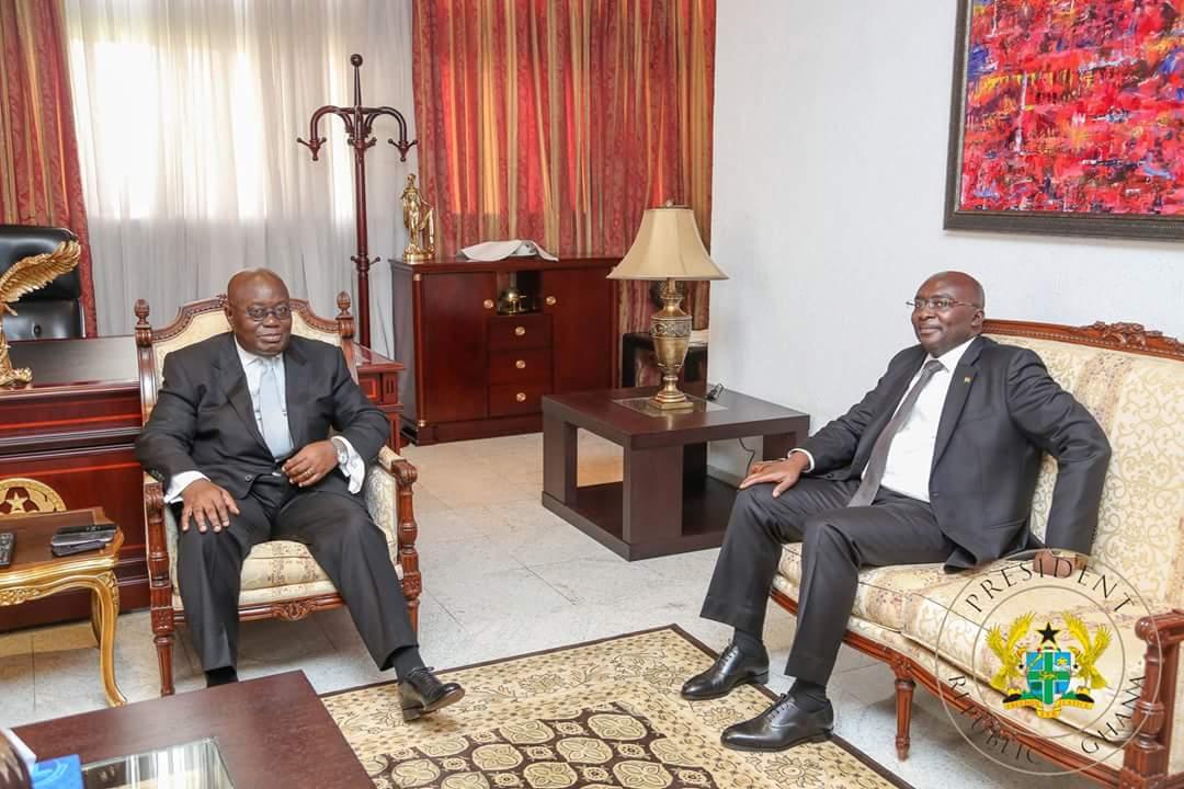 Akufo-Addo & Bawumia to first take the COVID-19 vaccine on Monday