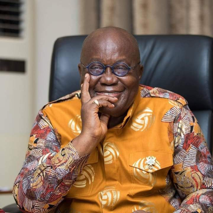 Just In: President Akufo-Addo finally states his stance on LGBTQI in Ghana (WATCH VIDEO)