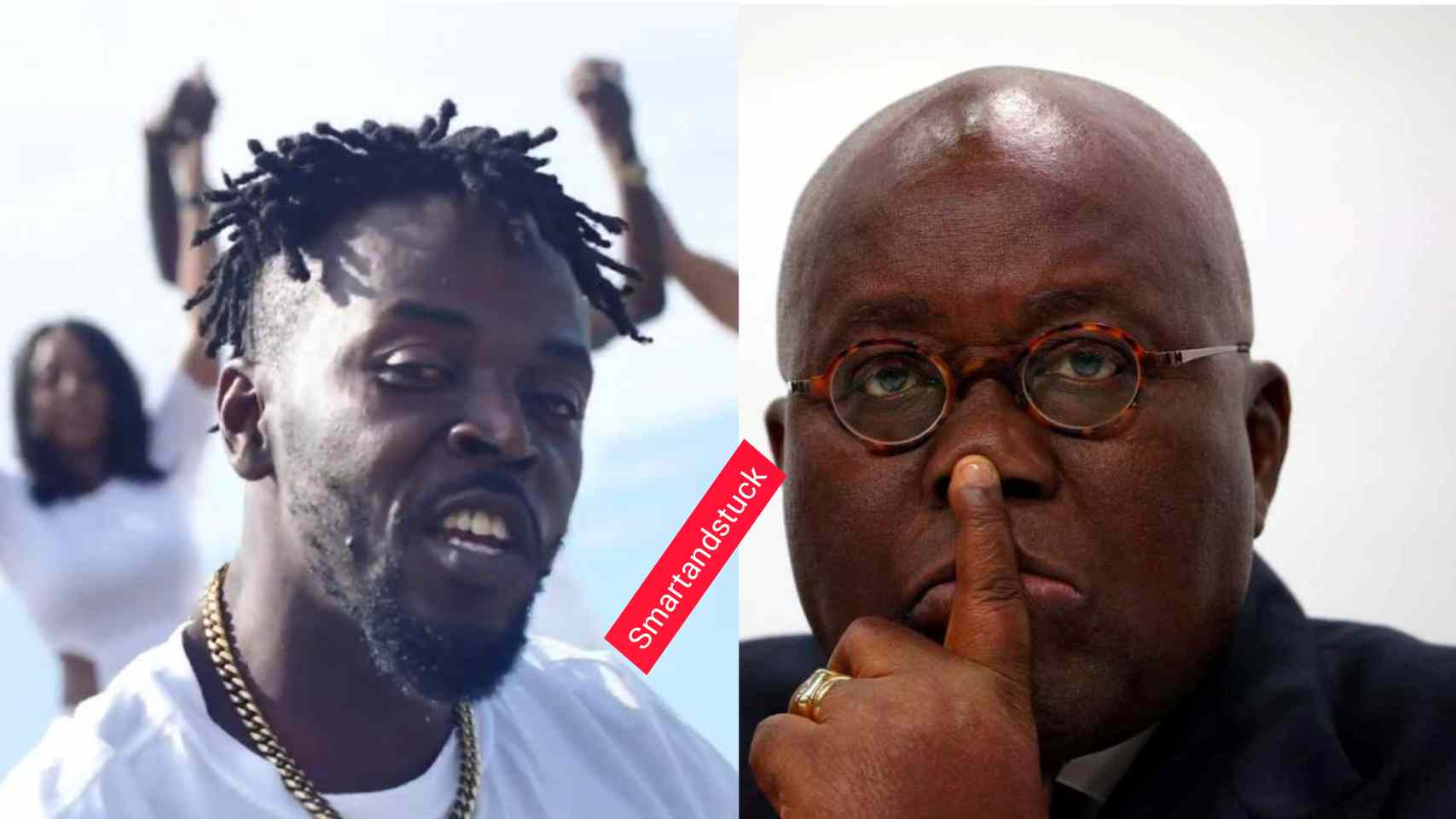 VIDEO: It's Stupidity to Use $100Million to build a Cathedral & fly your Ministers abroad for medical care – Kwaw Kese jabs Nana Addo