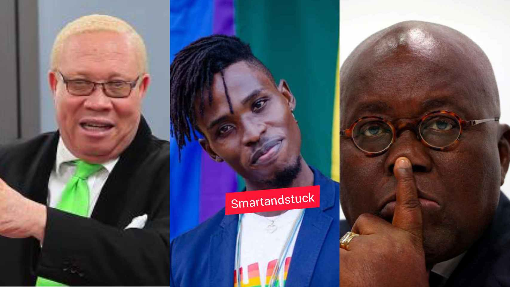 News In: Akufo-Addo has ordered for LGBTQ office to be closed