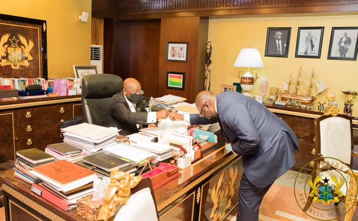 VIDEO: Akufo-Addo Jubilates after Supreme Court validated his victory