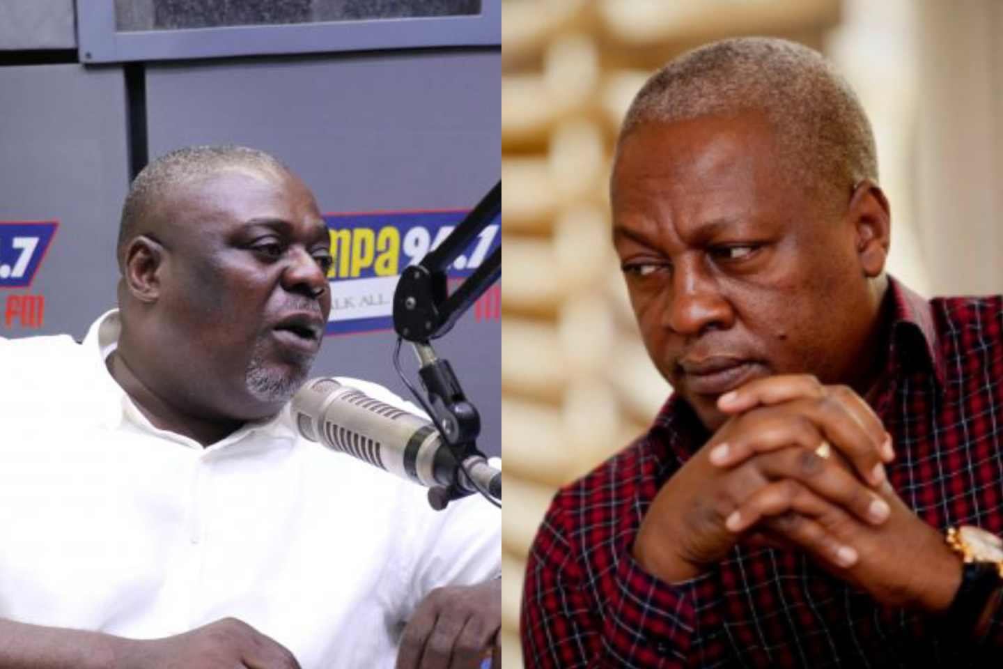 Election Petition: So Mahama thought he would  have become President after what happened in 2013? – Koku Anyidoho quizzes