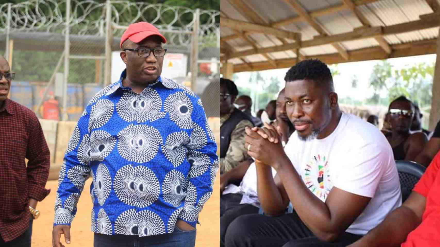 With your poor performance you still want to be president of Ghana – A Plus lashes former Railways Minister