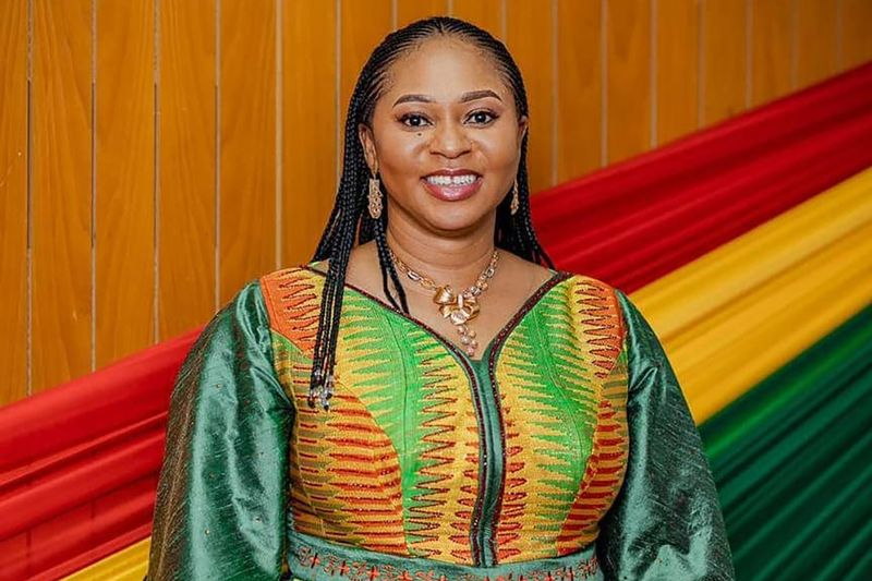 Battle of NPP Godfathers as Adwoa Safo obeys command from above to reinstate School Feeding  Boss