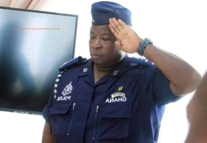 Top Police officer who ordered the arrest of Citi FM Journalists revealed