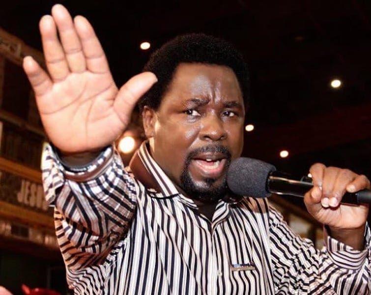 Prophet T.B Joshua DIES