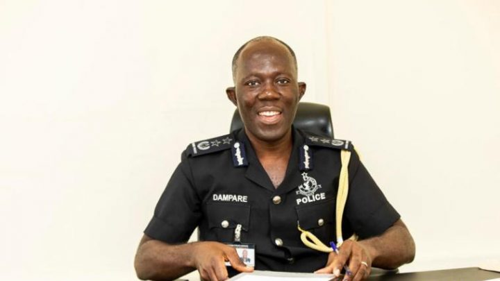 Meet the new IGP; COP George Akuffo Dampare