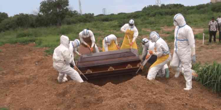 810 Covid-19 related deaths recorded in Ghana