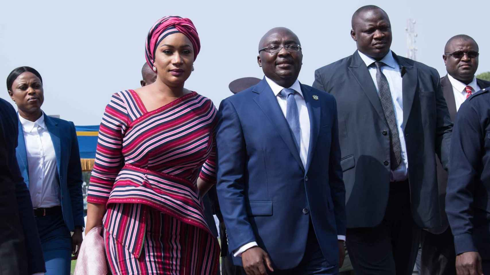 BREAKING: Samira Bawumia follows suit; rejects emoluments and will refund allowances paid her since 2017