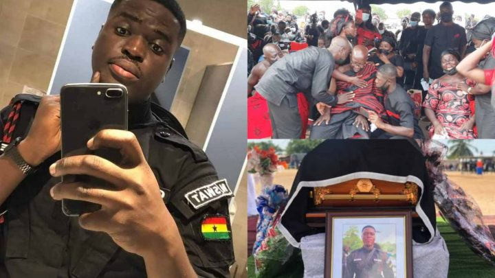 Slain police officer in bullion van attack promoted