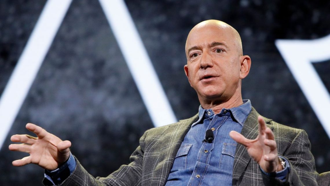 Jeff Bezos to donate $100 million each to two persons after traveling to Space
