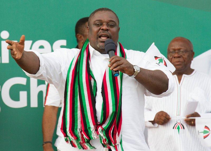 BREAKING: Koku Anyidoho SACKED from NDC